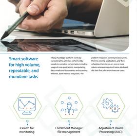 Infosys brochure