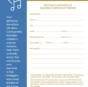 Campanella Children's Choir