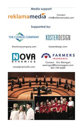 Campanella program sponsors