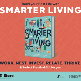 """Smarter Living"" newspaper ad – 1"