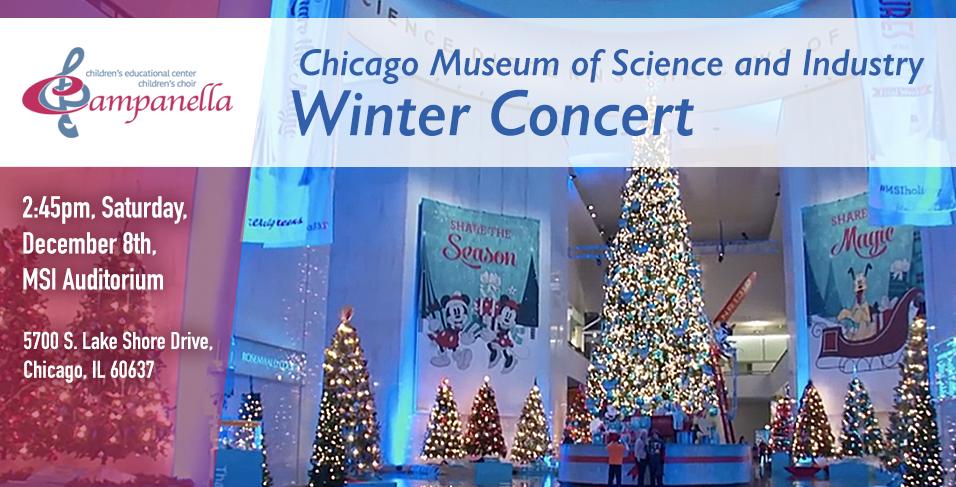 CMSI Winter Concert