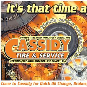 Cassidy Tire
