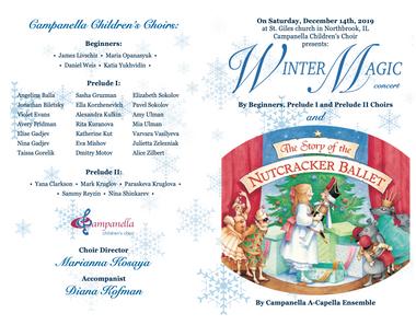 Kids Winter Magic