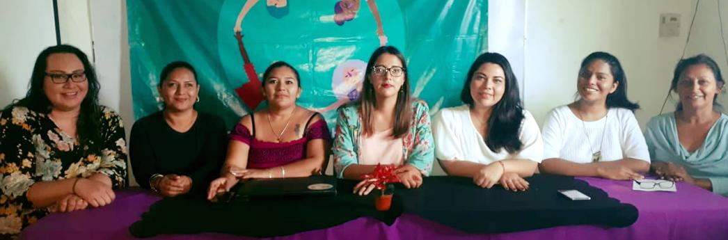 #DefensorasFeministas