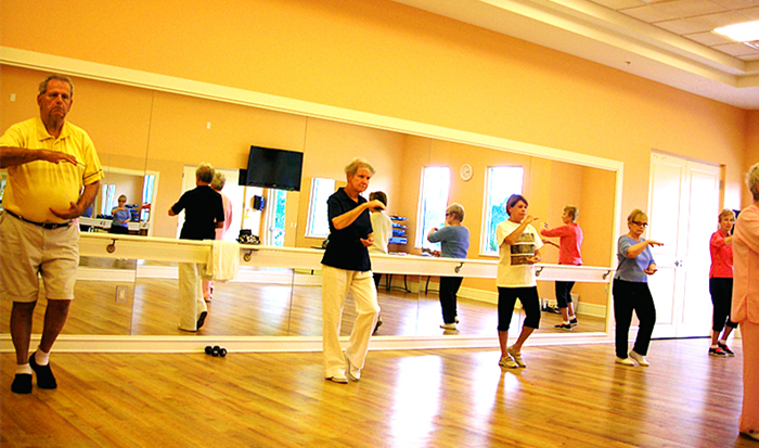 Classes   Danli Tai Chi & Balance training class FL