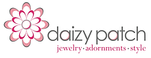 Daizy Patch logo handmade jewelry by Debra Curcura