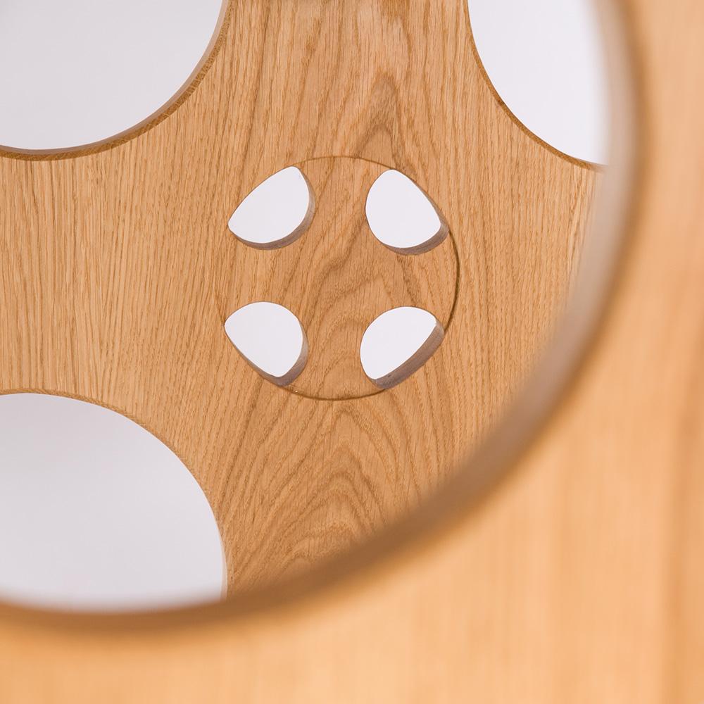 oak communion table