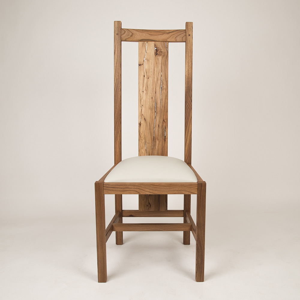 elm dining chair