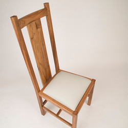 elm dining chair