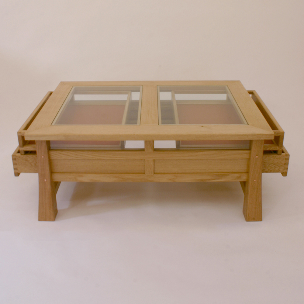 display coffee table