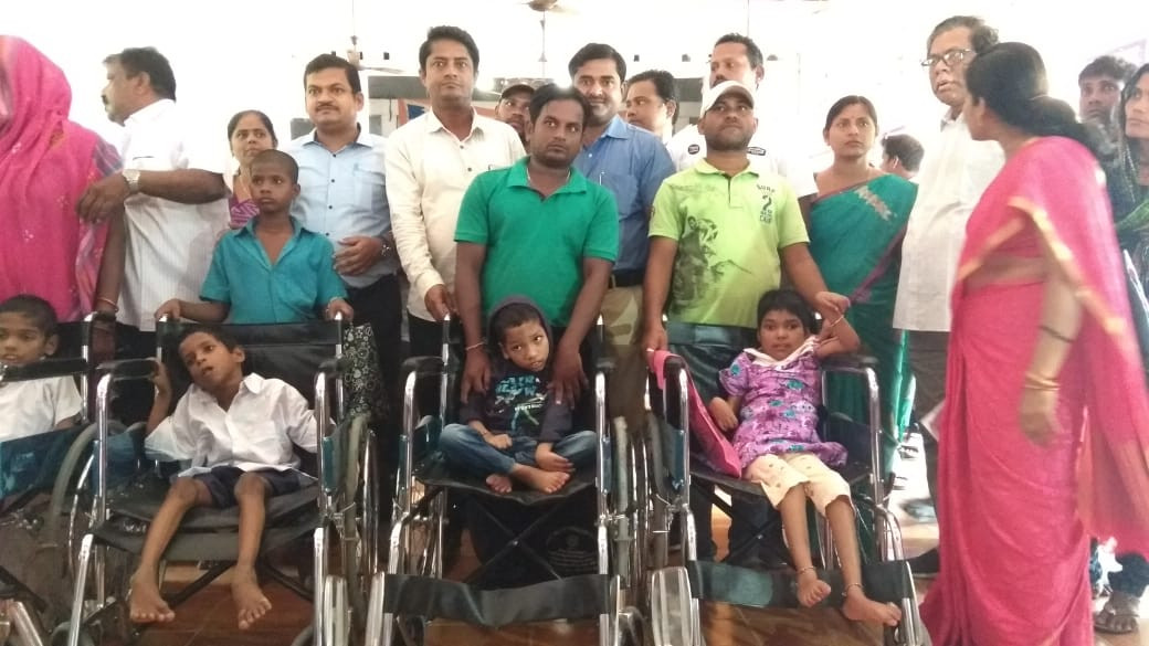 Disability certification Camps