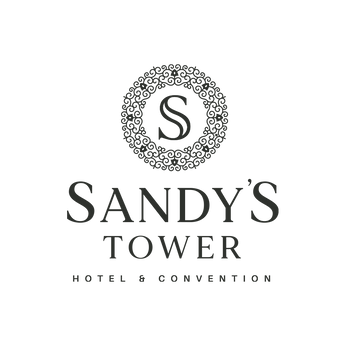 Sandy's Tower Logo | Onedesign