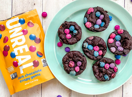 Quick Black Bean Brownies