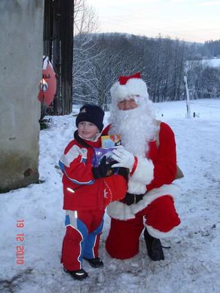 Weihnachtsreiten 2010