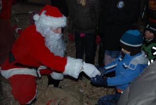 Weihnachtsreiten 2009