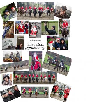 Weihnachtsreiten 2014