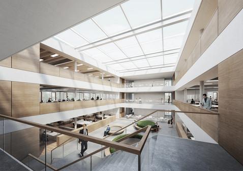 Budynek biurowy w Metzingen