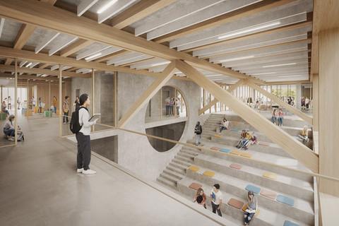 Projekt szkoły w Niemczech
