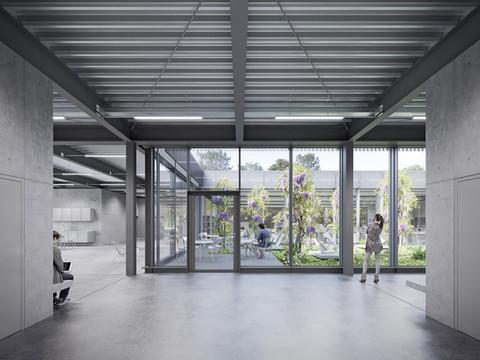Centrum edukacyjne w Nuertingen