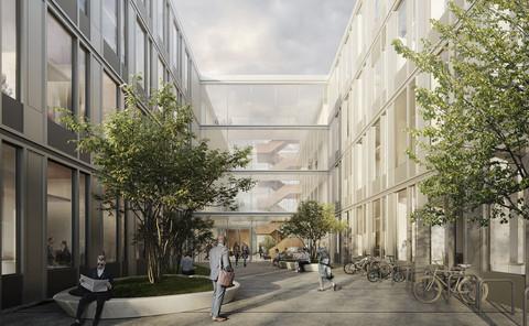 Projekt laboratorium w Berlinie