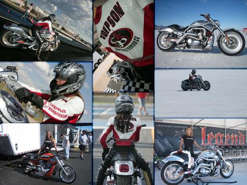 Harley-Davidson Turbo V-Rod