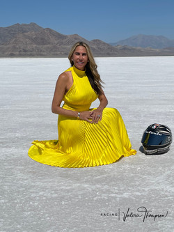 American's Queen of Speed