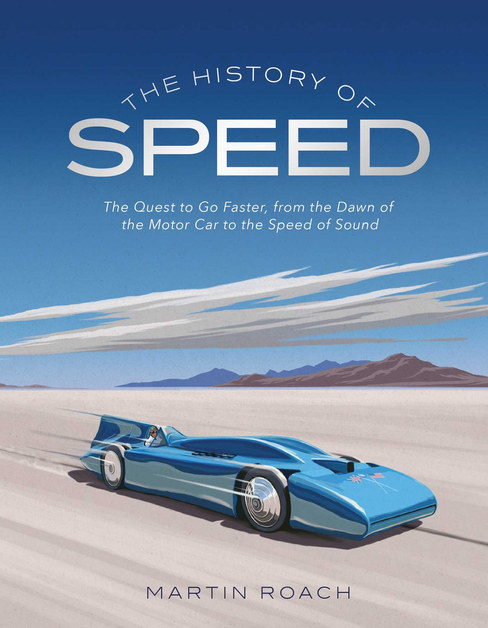 "Valerie was featured in the book ""The History of Speed"" by Martin Roach - 2020"