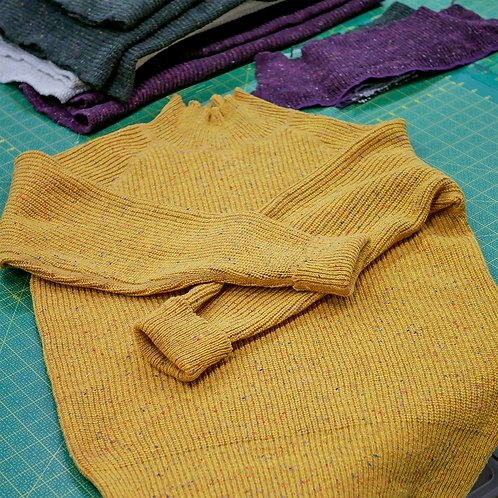 DONEGAL SWEATER