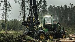 Diskussionen kring sätten att bruka skogen