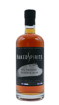 STL Private Reserve Rum