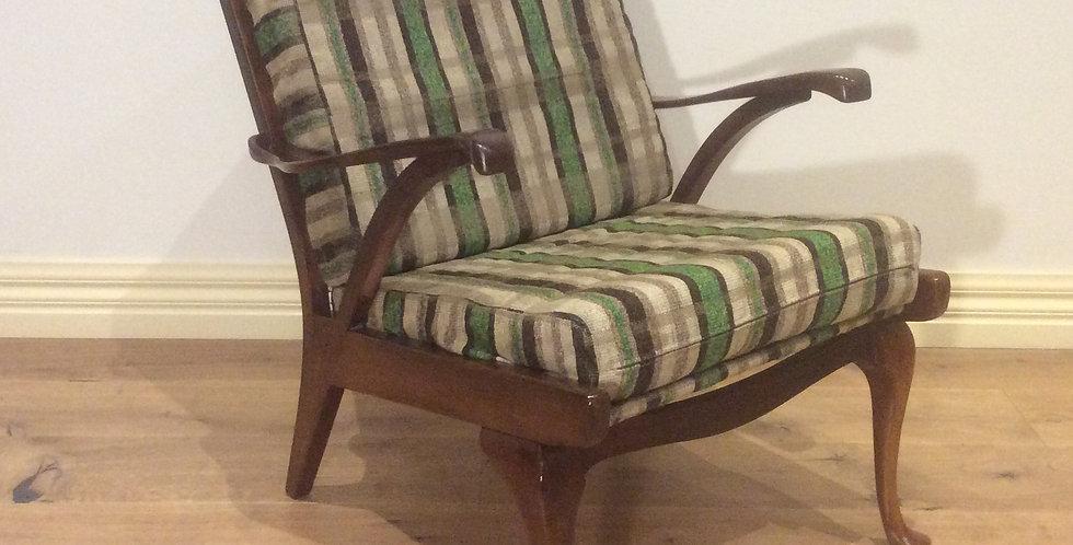 Mid Century Fler Armchair