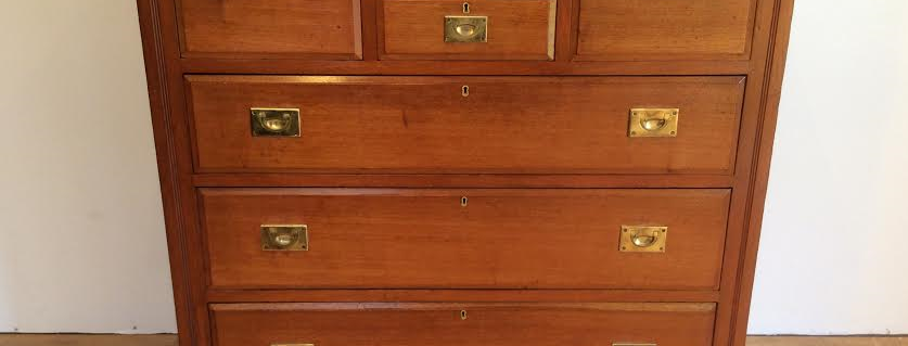 Edwardian Red Cedar Chest of Drawers