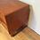 Australian Made Teak Bedside Cabinet