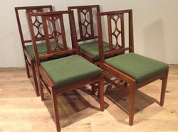 Mid Century Avalon Chairs