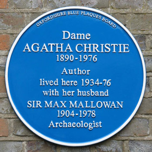 Famous Local Folk – blue plaques of South Oxfordshire