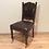 Edwardian Leather Armchair. Circa 1905