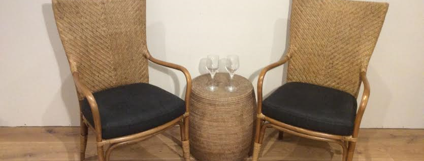 Sika Design Hand Made Danish Melody Arm Chairs. RRP $1,200