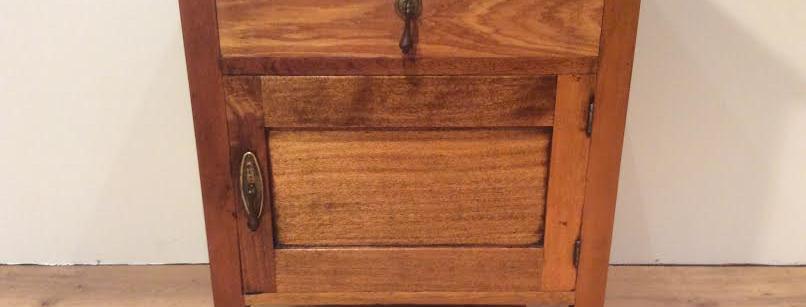 Victorian Solid Oak Cabinet