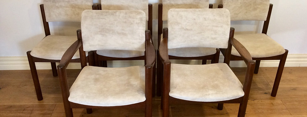 Vintage Chiswell Dining Chairs