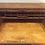 Thumbnail: Cutler 460 Solid Oak Roll-Top Pedestal Desk.