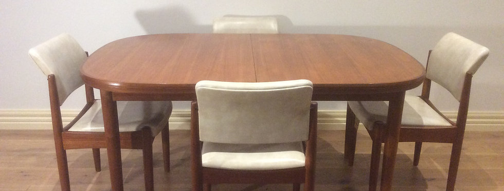 Mid Century Chiswell Dining Setting
