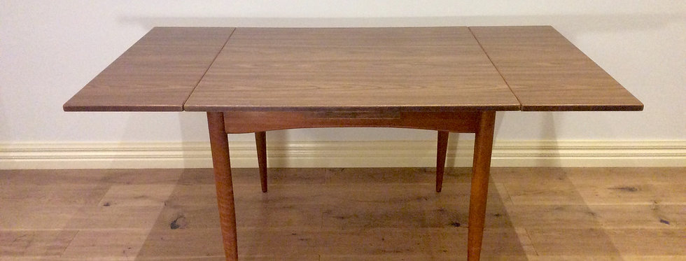Mid Century Chatley Teak Extension Dining Table. Circa 1960.