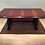 Ralph Lauren Claw-Footed Solid Mahogany Extension Dining Table