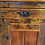 Antique Farmhouse Style Cabinet.