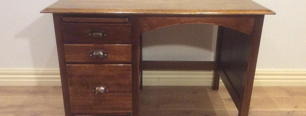 Antique Hardwood Desk