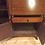 Antique Oak Front Secretaire Bureau.