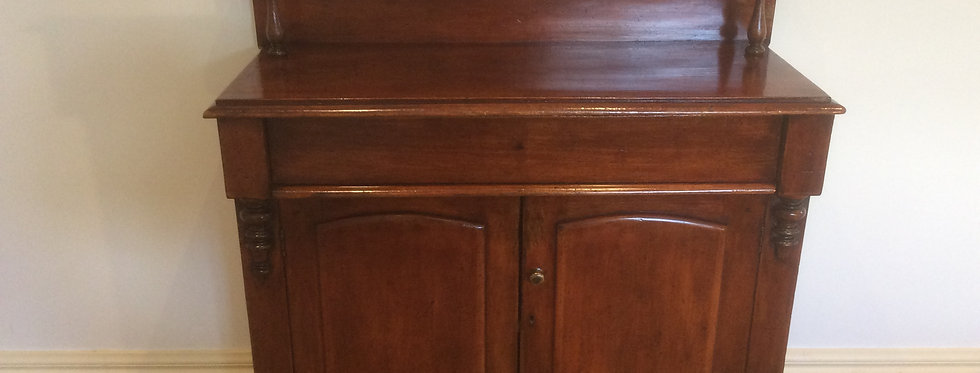 Victorian Cedar Chiffonier Sideboard
