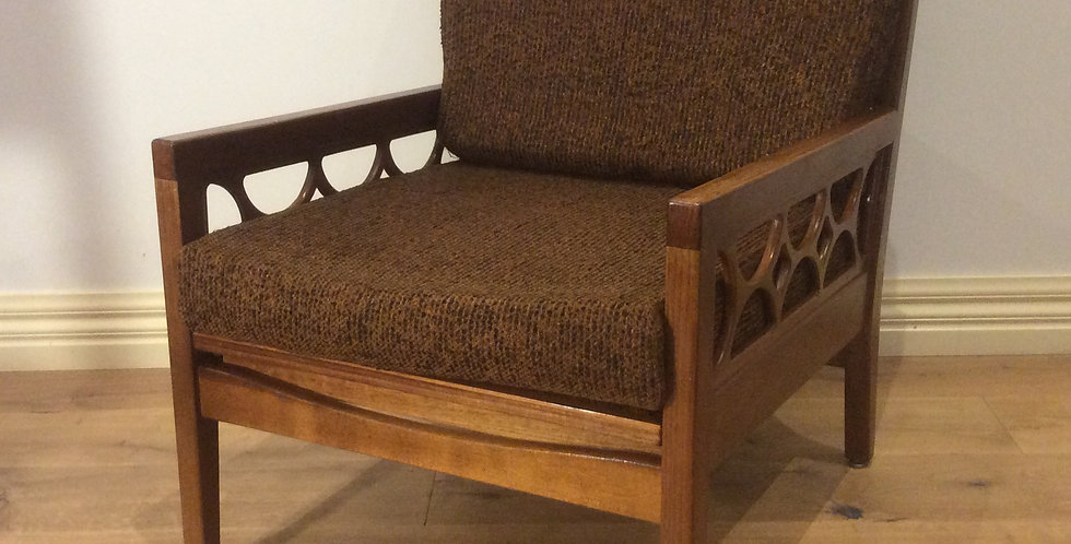 Avalon Balckwood Arm Chair