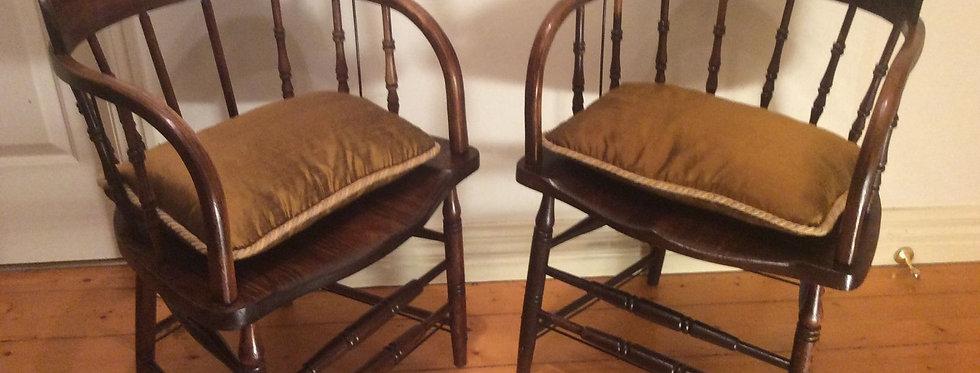 Antique Captains Chairs