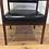 Thumbnail: Mid Century Danish Style Blackwood Arm Chair. Circa 1960
